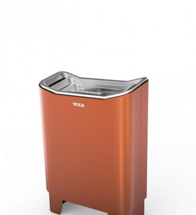 Электрическая печь для сауны Tylo EXPRESSION COMBI 10, ( в компл. с H2, RB45) цвет медь, артикул 62001016