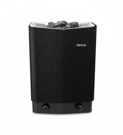 Электрическая печь для сауны Tylo SENSE SPORT 6 со встроенным пультом управления, 6.6 кВт, артикул 61001018 , зНН05982