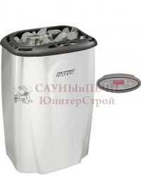 Электрическая печь для сауны Harvia Moderna V60E-1 Titanium с выносным пультом в комплекте, HVE600230TI , 6417659008389