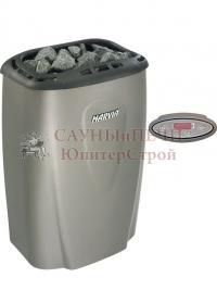 Электрическая печь для сауны Harvia Modern V45E-1 Platinum с выносным пультом в комплекте, HVE450230PL , 6417659008334