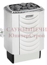 Электрическая печь для сауны Harvia Sound  M60E Steel без пульта, HMSE600400R , 6410082662654