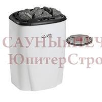 Электрическая печь для сауны Harvia Moderna  V45E, белая, HVE450400V
