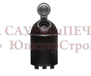 HELO Электрическая печь для сауны напольной установки SAUNATONTTU 8 8 кВт, черный, зНН01360