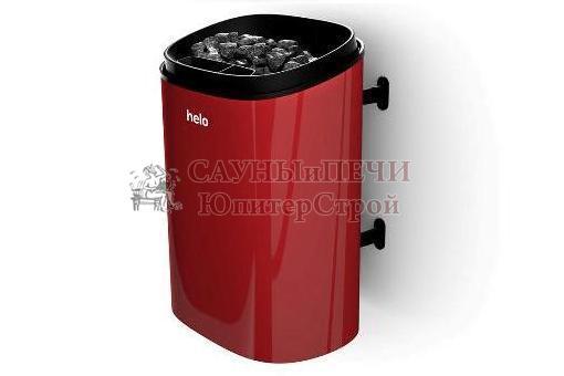 HELO Электрическая печь для сауны Fonda STJ 600 (Grey, Red)