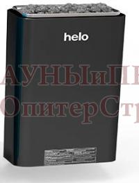 HELO Электрическая печь для сауны настенной установки VIENNA 60 STS 6.0 кВт синяя/черная/серая, артикул 000501, зНН07504