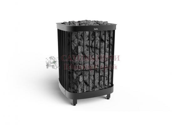 HELO Электрическая печь SAGA Electro E160 D 16 кВт арт. 001822 (без пульта Т2 и без контакторной коробки WE 14) 16 кВт