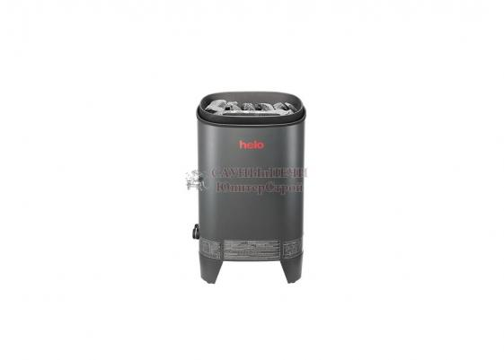 Helo Fonda 800 STJ BWT (8 к¬т, встроенное управление, черный цвет, пассивный парогенератор)