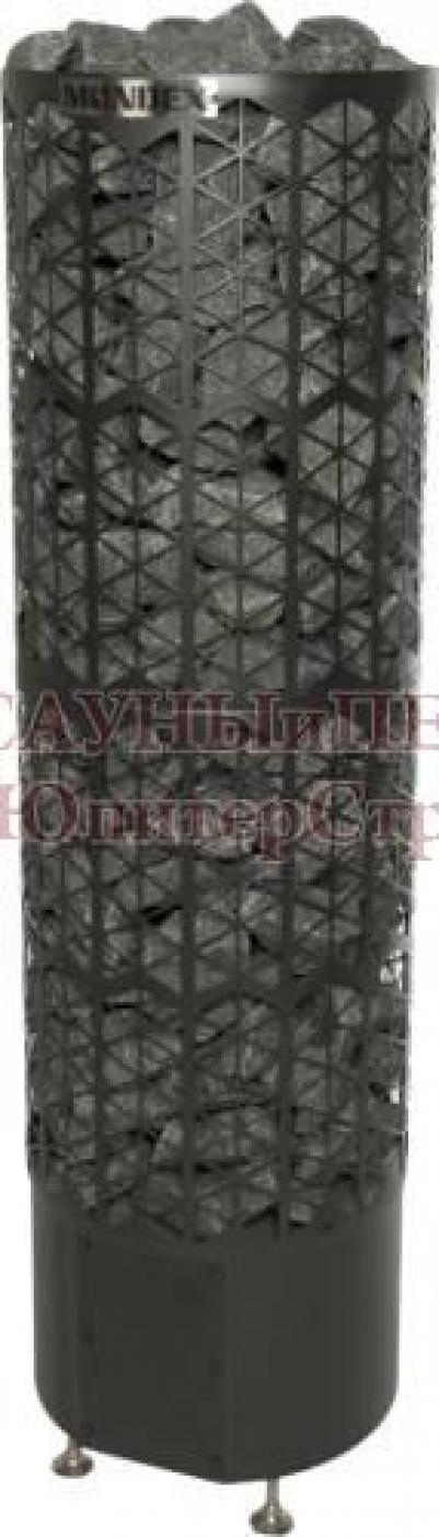 Mondex Электрическая печь для сауны Integra Black/Steel 6.6