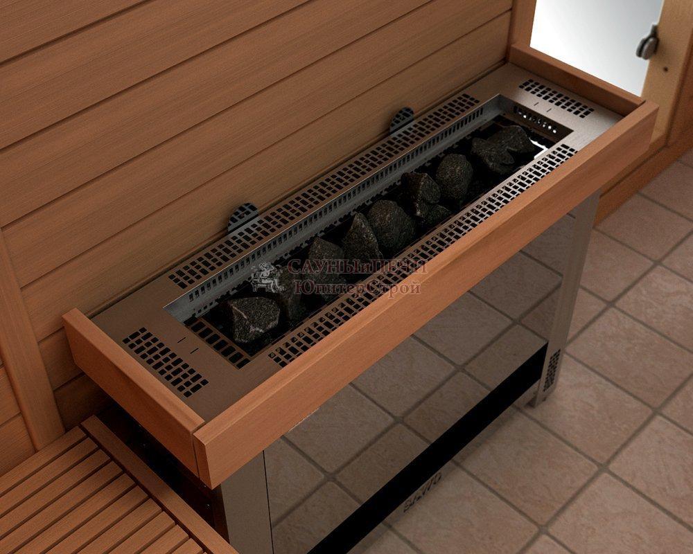 SAWO Электрическая печь для сауны HELIUS HES-60NS