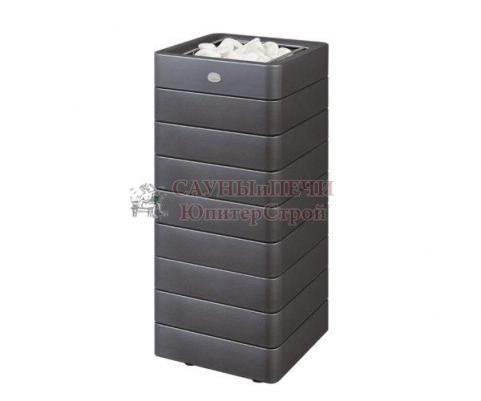 Электрическая печь для сауны Tulikivi NUOSKA 10,5 кВт в керамике c электронной платой