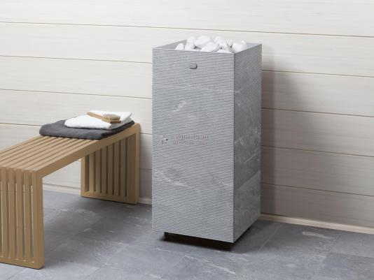 Электрическая печь для сауны Tulikivi TUISKU 10,5 кВт в камне Tulikivi c электронной платой