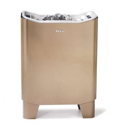 Электрическая печь для сауны Tylo EXPRESSION 10 3X230V, 3X400V+N цвет шампань, артикул 61001003