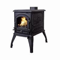 Чугунная печь Harry Flame ТОРОНТО, 8 кВт.(АМ16-8К)