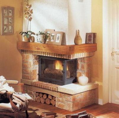 Облицовка La Romaine Choucas для Invicta Promo 700/Selenic 700 с боковым стеклом: рустик