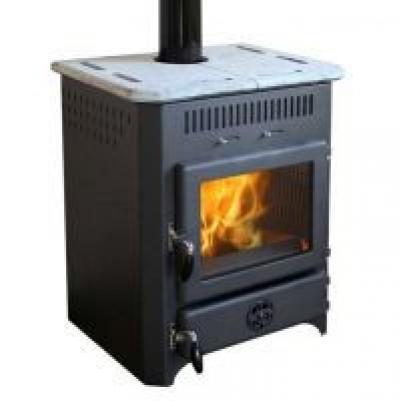 Печь MBS Thermo Vulkan с теплообменником