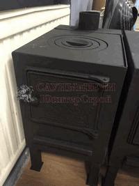 Печь отопительно-варочная Уют  1 конфорочная             Н 600   В 345   L 530