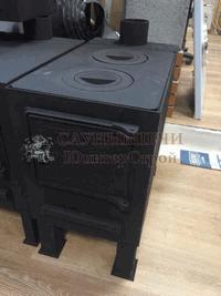 Печь отопительно-варочная Уют  2 конфорочная             Н 600   В 345   L 630