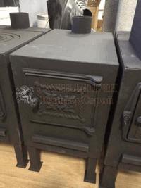 Печь отопительно-варочная Уют эконом H 600 B 350 L 530