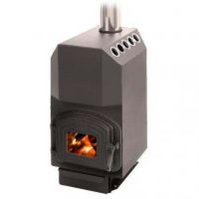 Печь отопительная ТОП модель 140 ДЧ (дверца чугун ) ,  4607151292214