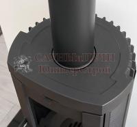 Печь-камин La nordica Candy черный