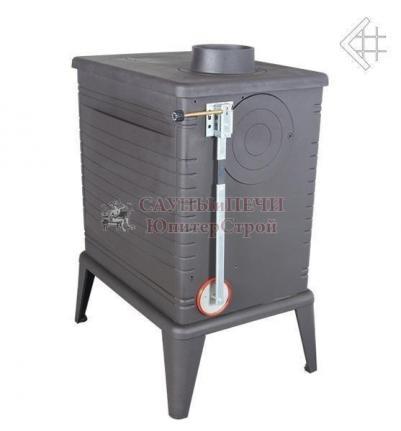 Камин - печь Kratki Koza/K10/термостат, чугун