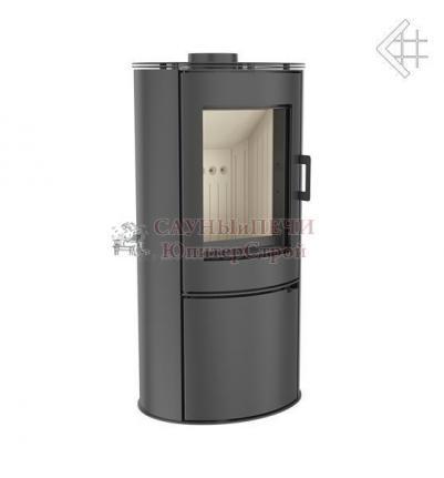 Камин - печь Kratki Koza/AB/S/DR(сталь), сталь