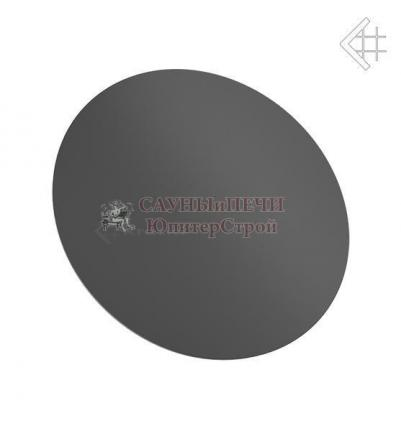 Заглушка Koza/AB/S, THOR, FALCON, ANTARES(при подключении дымохода сзади), сталь