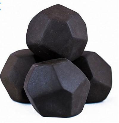 Керамический камень Кристалл (чёрный) ведро (6 шт.)
