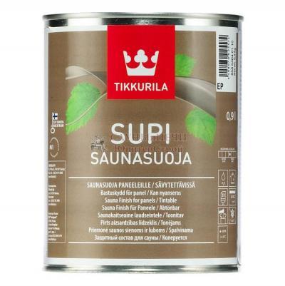 Защитный состав Tikkurila SUPI SAUNASUOJA EP 2,7л