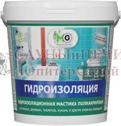 Master Good Гидроизоляция HydroБарьер (1,3 кг)