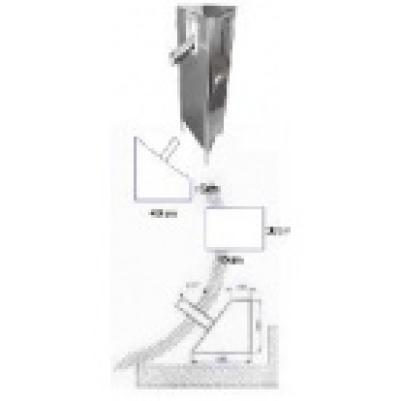 ProConHealth Снежный фонтан (льдогенератор) встраиваемый EIS Tower Naked SL 22