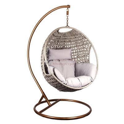 BOYSCOUT Кресло-качели подвесное с подушкой /1, 61082, Банные штучки
