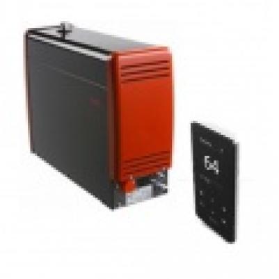 HELO Парогенератор HNS 120 T1 12,0 кВт без пульта управления T1 в комплекте, чёрный, артикул 002042, зНН05418