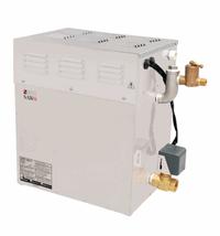 SAWO Парогенератор STP-120-3-SST в комплекте с сенсорным пультом и автоочисткой (3 доп. функции: свет, вентилятор, насос-дозатор) 12kW, зНН07899