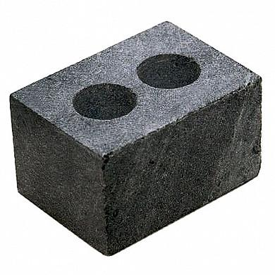 Ароматизатор из талькохлорида с 2-мя отверстиями (60*40*40 мм.)