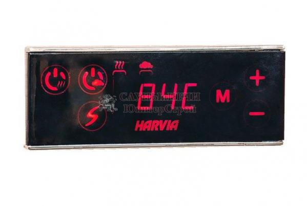 HARVIA Пульт управления в комплекте с блоком мощности Xafir Combi CS110400C CS110C для печей до 2.3 - 17 kW