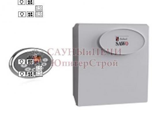Пульт INC-S, блок мощности Combi Sawo, INC-SET (Combi**)