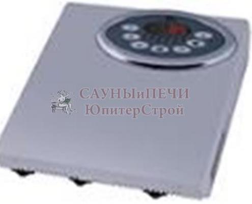 Пульт управления совмещенный с блоком мощности Combi с доп функциями диммера и вентиляции Sawo, INC-B-CDF (Combi** with Dimmer and Fan*)