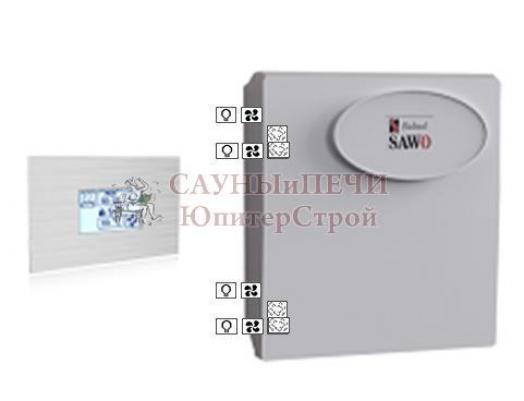 Пульт INT-S-SST, блок мощности  Sawo, INT-S-SET