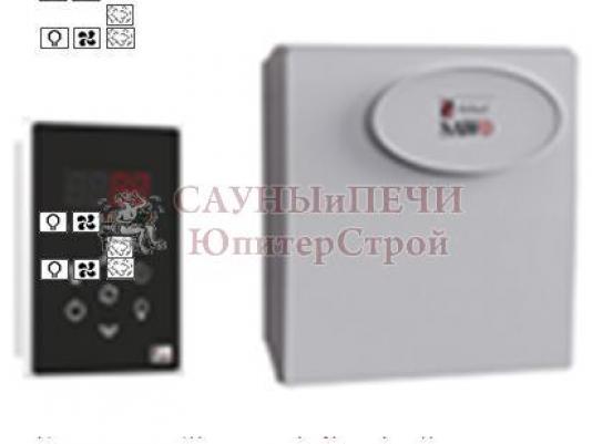 Пульт INC-S-V2, блок мощности  Sawo, INC-SET-V2