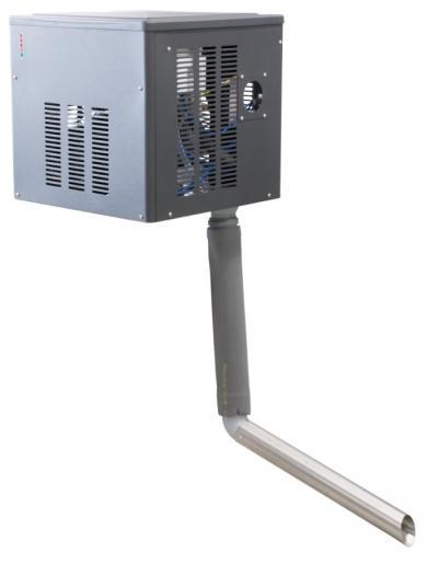 Льдогенератор E-Cool Wall B EOS, 946096
