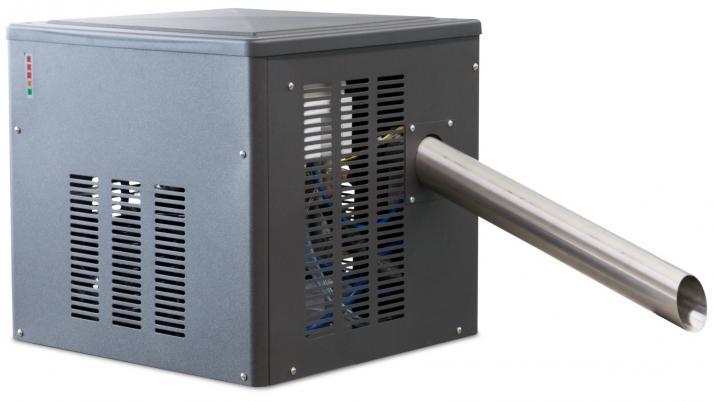 Льдогенератор E-Cool Wall S EOS (выход льда сбоку), 946087