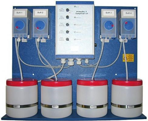 WDT Ароматерапия для турецкой бани DUFTDOS Vario (2 аромата)