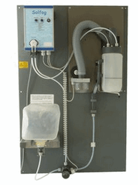 WDT Генератор соляного тумана SolFog+aroma(для сухих помещений)