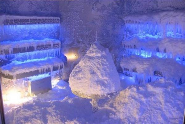 Снежная комната SnowBox