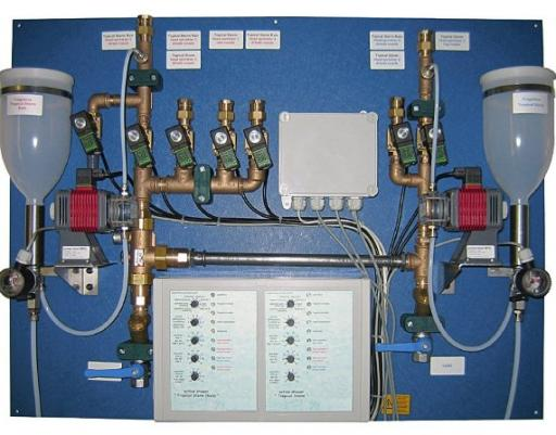 WDT Душ впечатлений Tropical Thunder - Ra 2 (потолок- белый PVC)