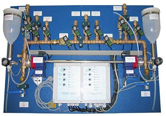 WDT Душ впечатлений Water Fun -ID-1 (потолок- белый PVC)