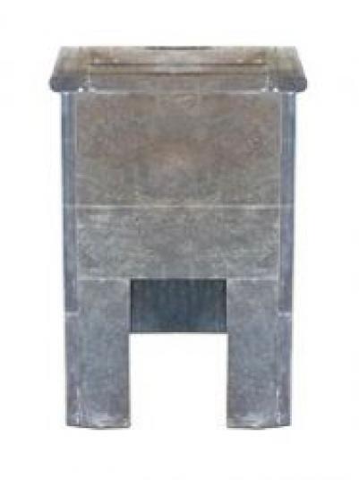 Облицовка из талькохлорида для печи Термофор Калина  оптима 1040