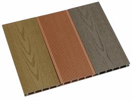Террасная доска, цвет ВзНГз, 25x135 мм, древесно-полимерный композит