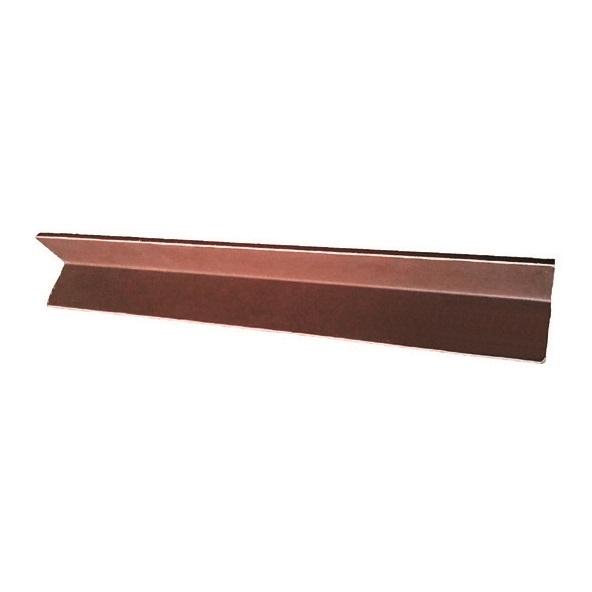 Угловой профиль (в цвет террасной доски) 2 м